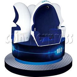 10D Virtual Cinema Virtual Reality Gaming Simulator 4 players