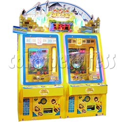 Adventure Castle Coin Pusher Ticket machine (2 players)