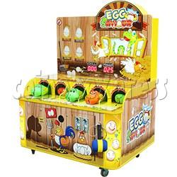 Egg Saviour Hammer Game Ticket Machine