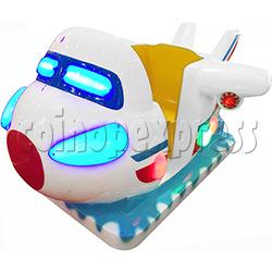 Air Force One Kiddie  Ride Machine