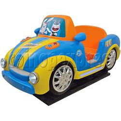 Speed Car Video Kiddie Ride (2 Players)