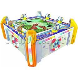 Deep Sea Story Fishing Arcade Machine 6 Players  (Fishing Reel Version)