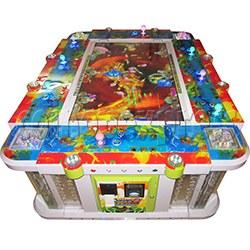 Ocean king 2 Fish Hunter Machine ( 8 players) - Ocean Monster
