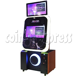 Top Star II Music Rhythm Multi-touch Arcade Game