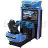 Storm Racer G Deluxe Arcade Machine