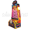 Golden Gear Skill Test Ticket Redemption Arcade Machine