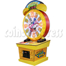 Crazy Clock Giant Wheel Ticket Redemption Machine