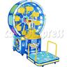 Funny Waterwheel Skill Test Redemption Machine