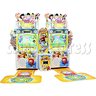 Momi Danz Dancing Game Machine (2 players)