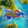 Mystic Dragon 2 Redemption Arcade Game Full Gameboard Kit