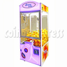 Shining Color Changing Crane machine