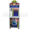 London style Coin operated Toy Catcher Machine