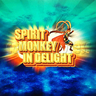 Spirit Monkey In Delight Fishing Game Board Kit