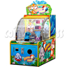 Bunny Pond Single Player Water Gun Shooting Game Machine