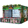 Dino Invasion Shooting Arcade game machine - 4 players