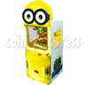 Little Yellow Man Pull Rod Type Prize Machine