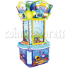 Ocean Park Feeding Fish Redemption Game machine ( 4 players)