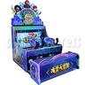 Ice Adventure Shooting Fun Ticket Redemption Machine