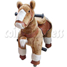 Mechanical Walking Horse Animal (Small Rider)