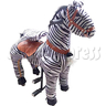 Mechanical Walking Horse Animal (Medium Rider)
