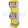 Intelligent Recognize Scan Code Double Toy Capsule Vending Machine