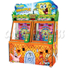 SpongeBob Pineapple Arcade Redemption Game Machine