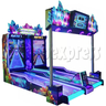 Fantasy Forest Bowling Ticket Redemption Arcade Machine
