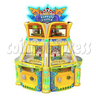 Fantasy Castle Coin Pusher Ticket Redemption Arcade Machine