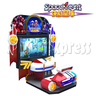 Space Knight Shooting Fun Ticket Redemption machine