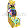 Route 66 Wheel Game Ticket Redemption Machine with 42 inch screen
