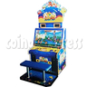 Flying Fish Skill Test Video Fishing Game redemption machine (2 players)
