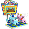 Elephant Go Video Kiddie Ride (2 players)