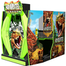 Mystery Island 3D Shooting Game machine (2 players)