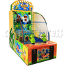 Frog VS Duck Water Shooter Game Machine