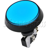 SEIMITSU 60mm Illuminated Round Push button PS-14-S-04 with LED Light