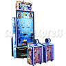 Treasure Cove Fishing Arcade Machine 2 players (Fishing Reel Version)