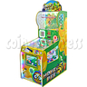Honey Bee Skill Test Ticket redemption machine with movable paddle