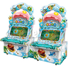 Let's Eat Fish Upright Ticket Redemption Arcade Game machine (4 players)