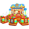 Cute Firemen Water Shooting Game