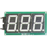 High Scroe & Scroe LED display board for Street Basketball Machine