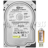 HDD with Software for Razing Storm