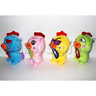 Guitar Chicken Plush Toy 8 inch