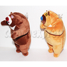 Bear and bear two Plush Toy 8 inch
