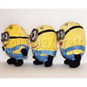 Yellow Henchman Plush Toy 8 inch