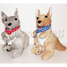 Kangaroo Plush Toy 8 inch