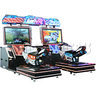 Ultra Moto VR Arcade Driving Machine Twin