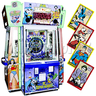 DC Super Heroes 4 Player Arcade Game Machine