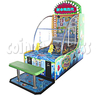 Chase Duck IV Water Shooter Ticket Redemption Machine with Chair
