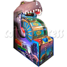 Dino Wheel Ticket Redemption Machine Giant Version