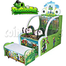 Pea Shooter Ball Shooting Ticket Redemption Arcade Machine